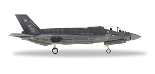 Herpa 558525 U.S.Air Force Lockeed Martin F-35A
