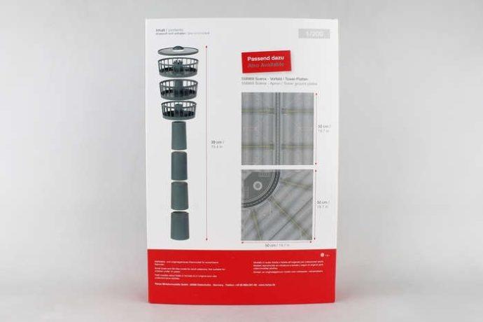 Herpa 558976 Scenix Kit torre di controllo