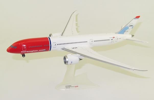 Herpa 559140 Boeing 787-9 Dreamliner Norwegian