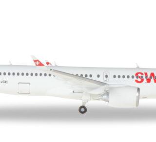 Herpa 562614 Bombardier CS300 Swiss International Air