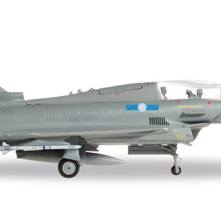 Herpa 580281 Eurofighter Typhoon T3 Royal Air Force