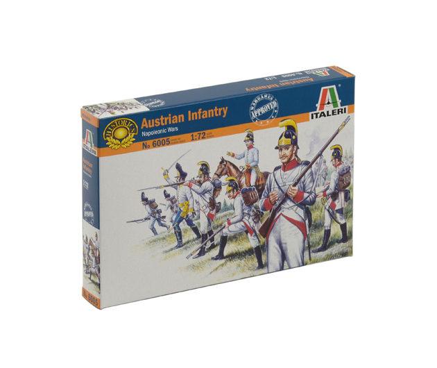 ITALERI 6005 Austrian  Infantry