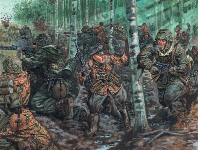 ITALERI 6068 WWII-German Elite Troops