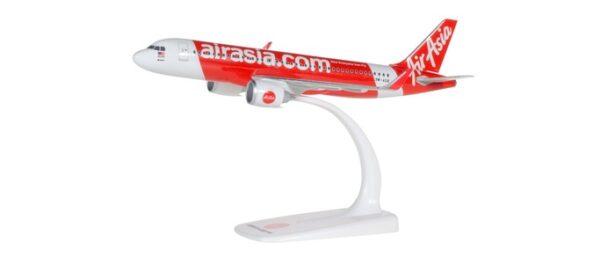Herpa 612081 Airbus A320neo Air Asia