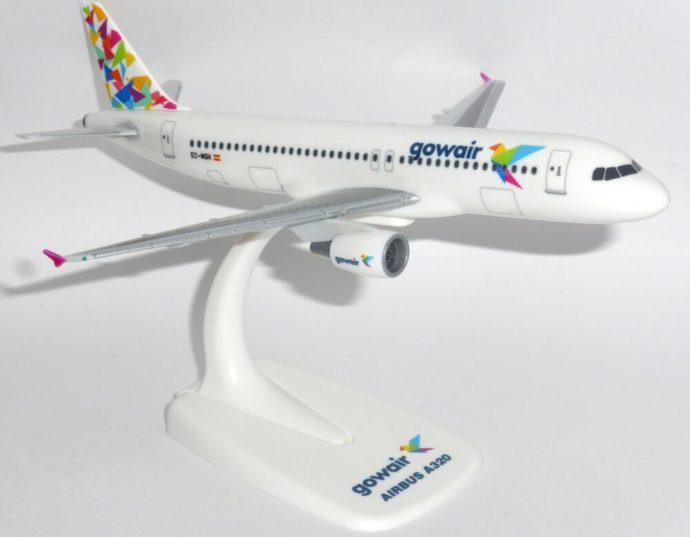 Herpa 612135 Airbus A320  Gowair