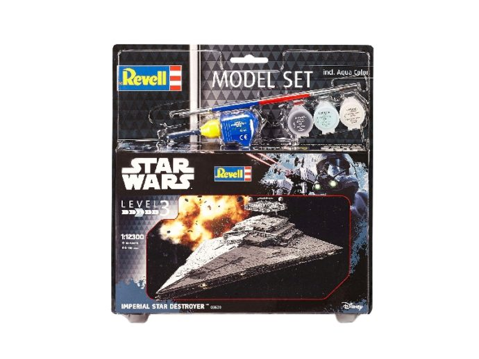 Revell 63609 MODEL SET STAR DESTROYER