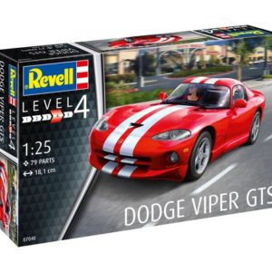 Revell 67040 Dodge Viper GTS MODEL SET