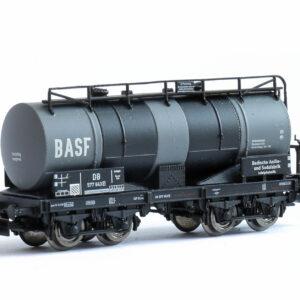 """Brawa 67071 Carro cisterna ZZ (P) """"BASF"""" delle DB"""