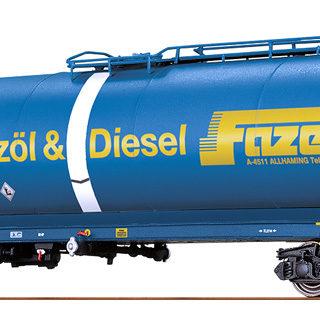 """Brawa 67245 Carro Cisterna Zas """"Fazeni"""" delle GATX"""