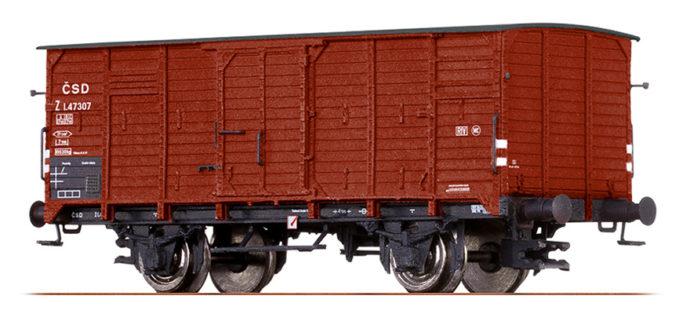 Brawa 67439 Carro merci Z delle CSD