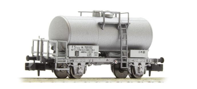 Brawa 67511 Carro cisterna Z DB IV  FS