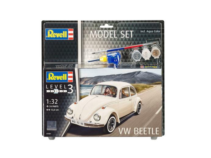 Revell 67681 MODEL SET VW BEETLE