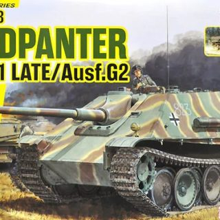 Dragon 6924 JAGDPANTHER G1 LATE / G2 (2in1)