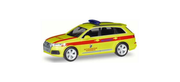 """Herpa 700672 Audi Q7 """"Hannover"""""""