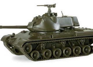 "Herpa 741316 Tank M 47 ""Patton""  (0221)"