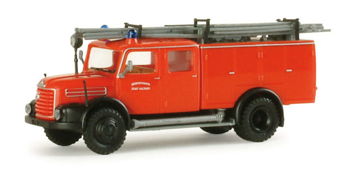 Herpa 743105 FIRE DEPARTMENT TLF 1500
