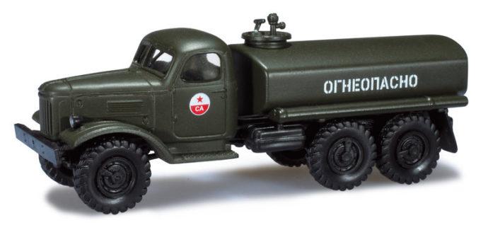 Herpa 744034 ZIL 164 trasporto benzina
