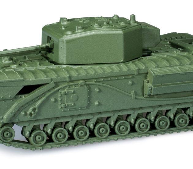 "Herpa 744430 Tank Mk N ""Churchill III"""