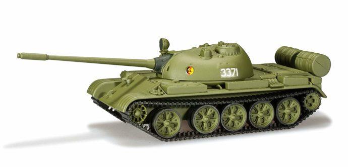 Herpa 744614 kampfpanzer T55
