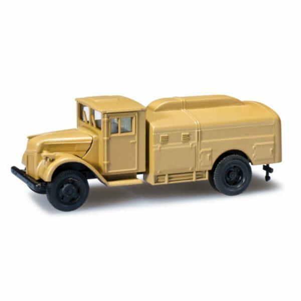 Herpa 744669 Ford Holzkabine 3T Camion cisterna