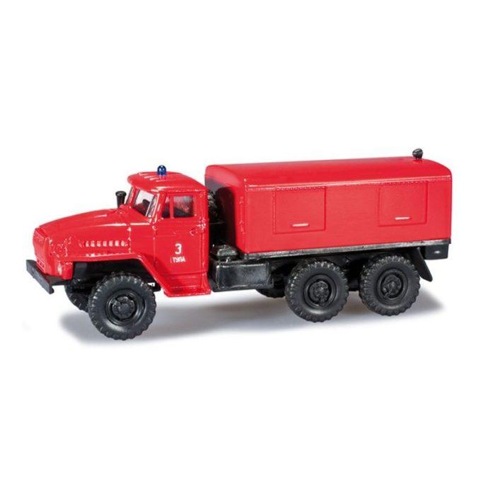 Herpa 744706 Ural LKW pompieri