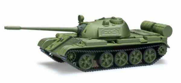 """Herpa 744898 Kampfpanzer T-55 M2 """"NVA"""""""