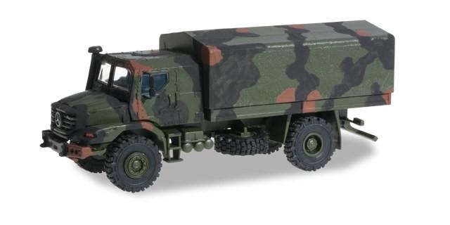 Herpa 744911 Mercedes Benz Actros militare