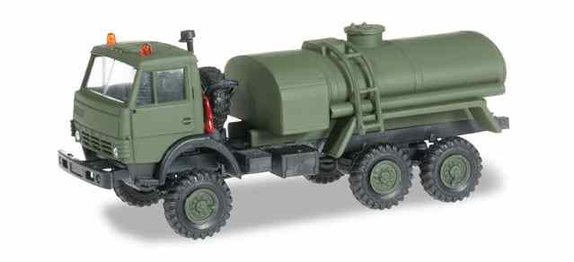 Herpa 744959 Kamaz 5320 Tank-LKW