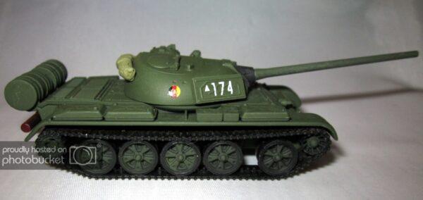"""Herpa 745000 Carro armato T-54 """"NVA"""""""