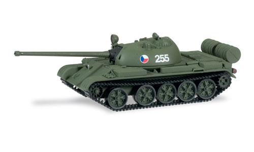 Herpa 745123 Carro armato T-55  armata ceca