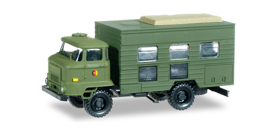 Herpa 745215 IFA L60 CAMION