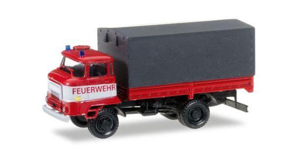 Herpa 745314 IFA L60 Pompiere NVA