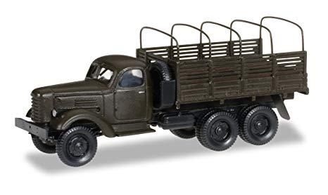 Herpa 745369 Zil 151 LKW trasporto truppe