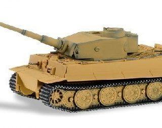 Herpa 745536 Tank Tiger versione ibrida