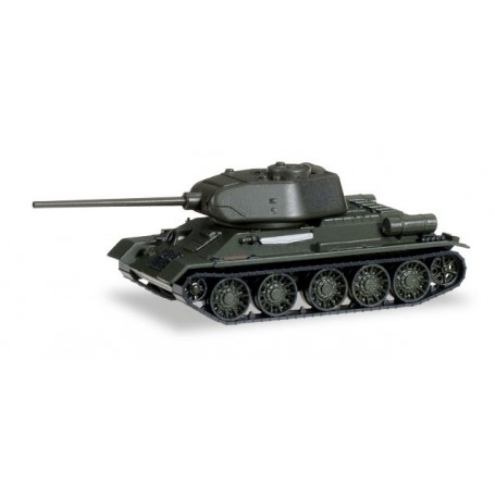 Herpa 745543 Tank T 34 - 85 con D-5 Cannon
