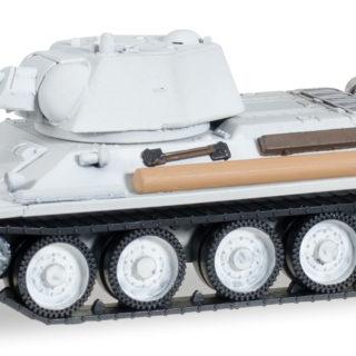 Herpa 745550 Tank T 34 - 76 Leningrad 1943/1944