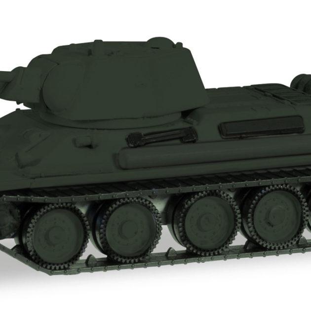 Herpa 745567 Kampfpanzer T-34 / 76
