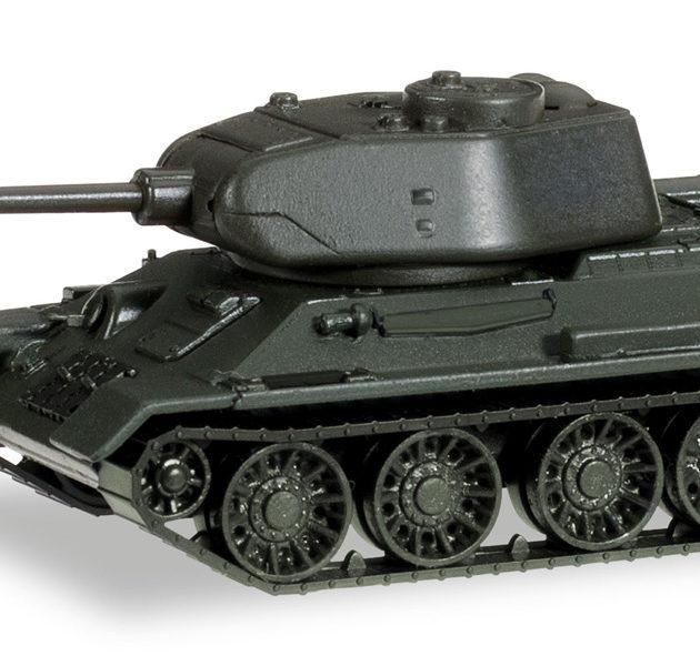 Herpa 745574 Kampfpanzer T-34 / 85