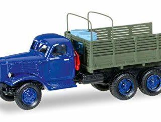 Herpa 745581 Zis 151 M LKW trasporto truppe