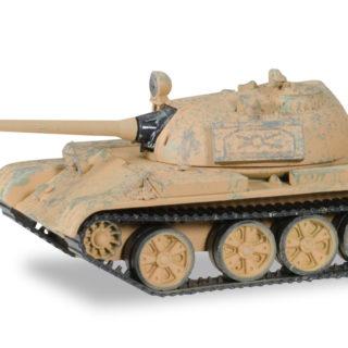 Herpa 745642 T-55 M Carro armato mimetica deserto