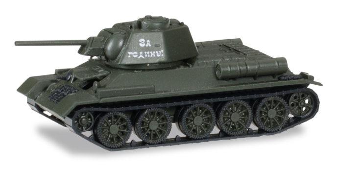 Herpa 745659 T-34/76  Carro armato sovietico