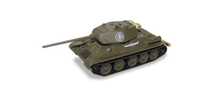 Herpa 745666 T-34/85 1  Carro armato Austriaco