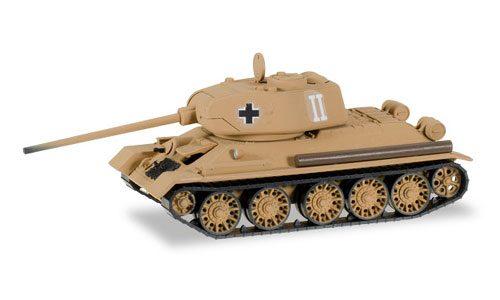 Herpa 745673 T-34/85  Carro armato Austroprussiano
