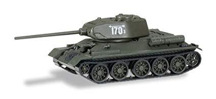 """Herpa 745727 T-34/85 4  Carro armato""""Schacht um Berlin"""""""