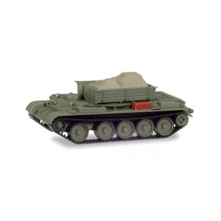 Herpa 745901 Werktattpanzer T-54 con carico coperto