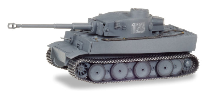 Herpa 745970 PzKpfw Tiger Ausf. H1