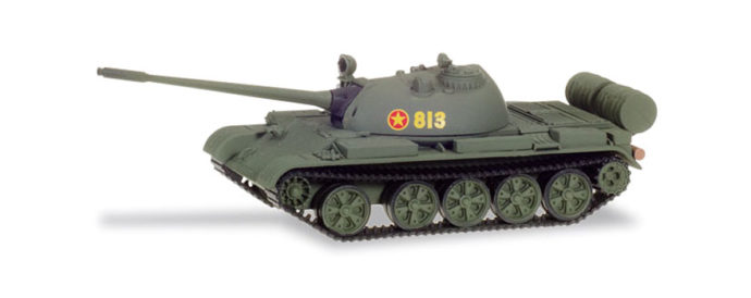 "Herpa 746038 Carro armato T-55 ""Vietnam/Saigon"""