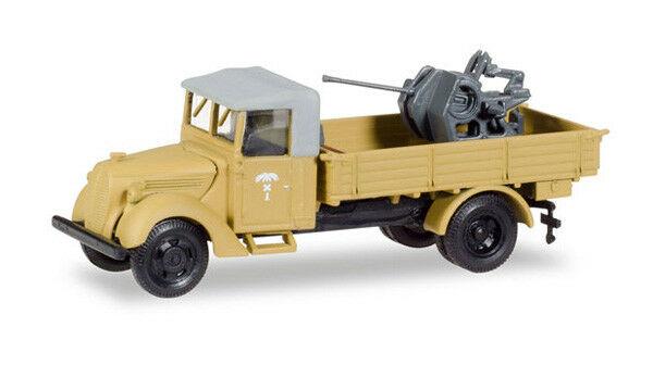 Herpa 746106 Ford 997 T con mitragiatore