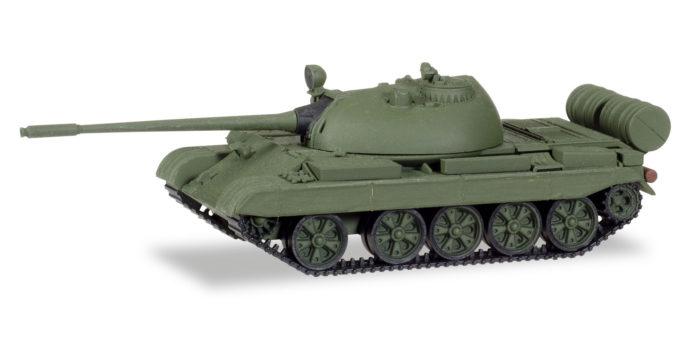 Herpa 746113 Carro armato T-55 AM