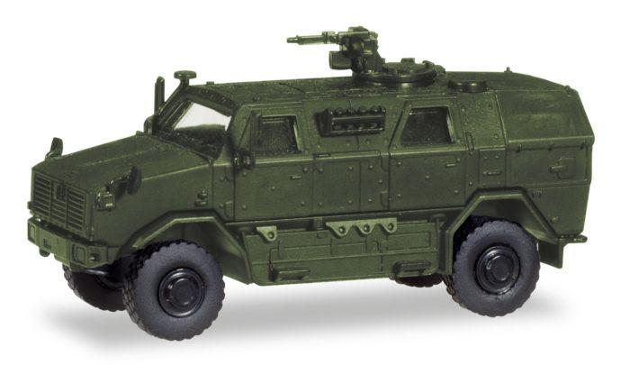 Herpa 746168 ATF Dingo con FLW 100